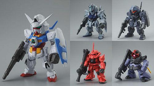 FW Gundam Converge 5
