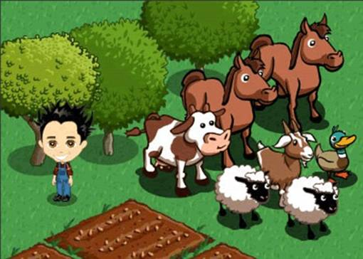 MyFarm, Farmville di Kehidupan Nyata