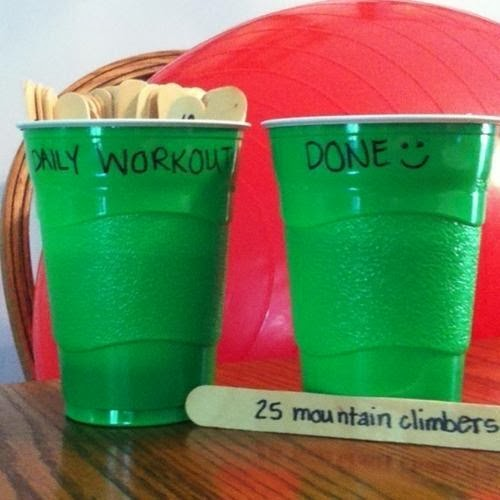Great workout motivation!