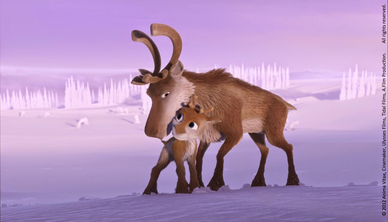 Livresquement tag les rennes du p re no l un renne un for Les architecteurs rennes