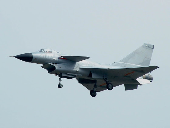 J-10 Vigorous Dragon