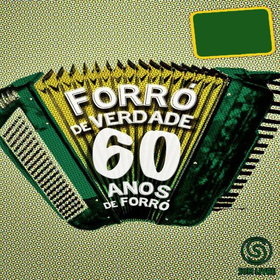 Box Forró De Verdade 60 Anos De Forró