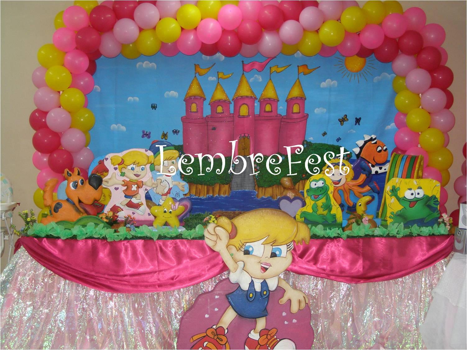 decoracao festa xuxinha:Mesa de Doces e Lembrancinhas – Turma da Xuxinha