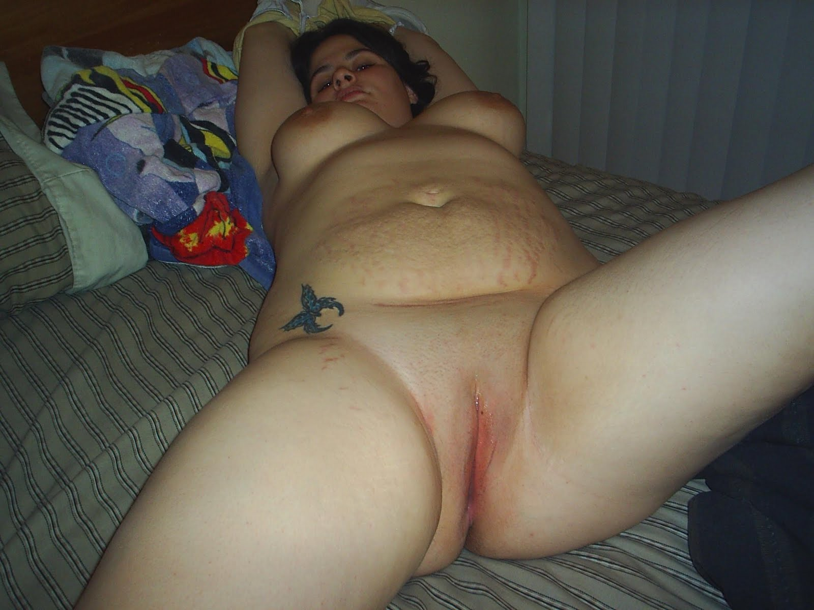 my fat naked wife