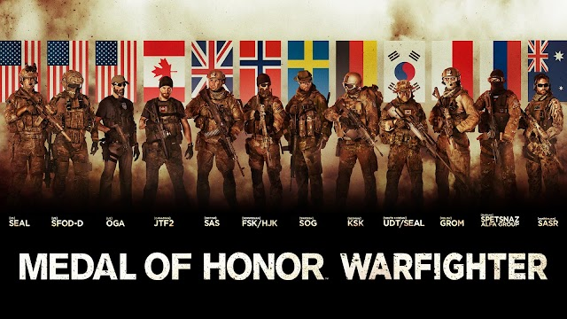 Medal of Honor Warfighter Digital Deluxe 2012 PC(Windows)