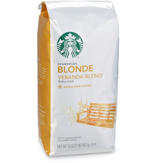 Starbucks Whole Bean Blonde Roast Coffee