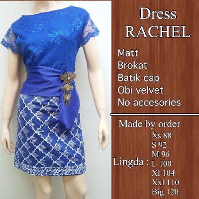 Dress Kebaya Rachel KBW 301