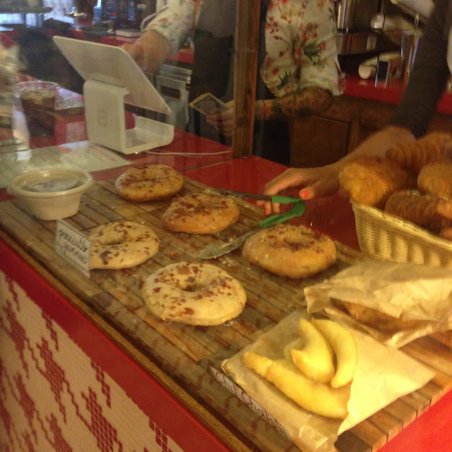 Gossip Coffee shop in Astoria