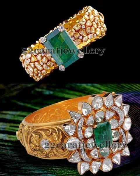 Attractive Glitter Diamond Kadas