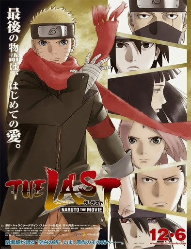 Ver Naruto Shippūden 7: La última (The Last: Naruto The Movie) (2014) Online