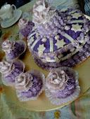 ALMOND BUTTER CAKE.