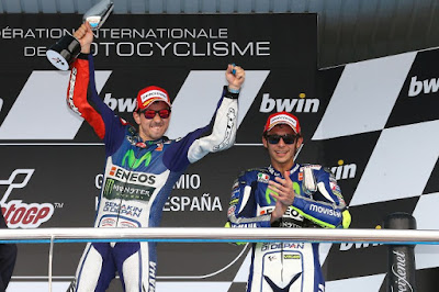 Kepala Kru Lorenzo: Rossi Bukanlah Pembalap Terkuat