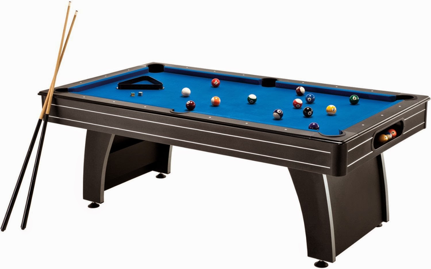 Foot Billiard Table Foot Pool Table Fat Cat Tucson MMXI - How to put a pool table together