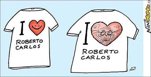 Roberto Carlos. O cantor de várias gerações
