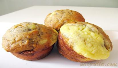Banana Cheese Muffin