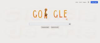 Página inicial do Google homenageia as mães humanas e até animais