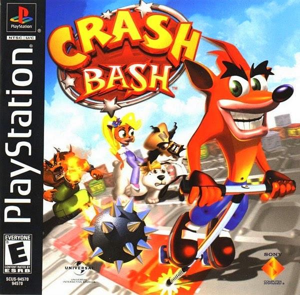 Crash Bash Working