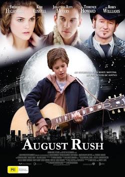 Giai Điệu Tình Yêu - August Rush (2007) Poster