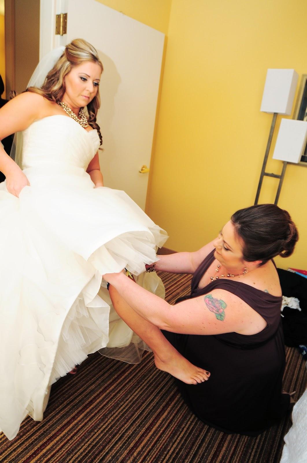 Sugarplum Garters Real Weddings Alicia S San Diego