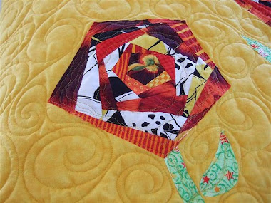 What's Free Style Quilting?
