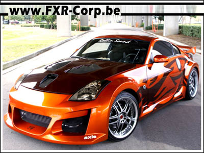 voiture tuning occasion