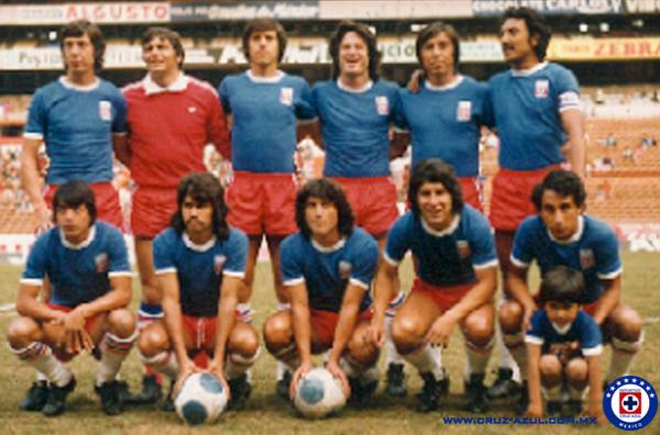 - mexicano cruz azul 1978 d