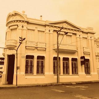 Antigo Prédio do Banco Itaú, em São Gabriel