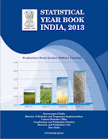 STATISTICAL YEAR BOOK 2013