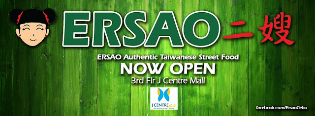ERSAO Opens in J Centre Cebu