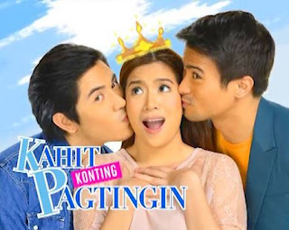 Kahit Konting Pagtingin April 3, 2013 Episode Replay