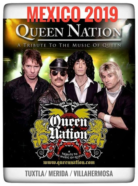 ¡QUEEN NATION EN MÉXICO 2019!