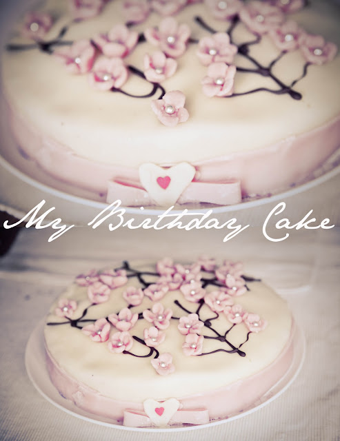 Birthday Cake For Jaan ~ My birthday cake september s bliss