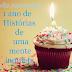 Aniversário de 1 aninho do blog *--*