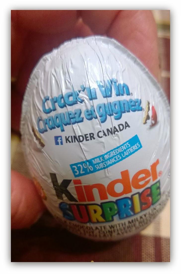 Kinder Surprise Egg #KinderMom