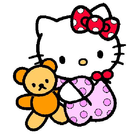 Hello kitty bebe para imprimir imagenes y dibujos para - Hello kitty bebe ...