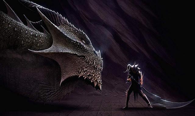 Hình ảnh rồng 3D đẹp