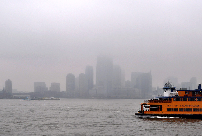 Staten Island Ferry; click for previous post