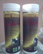 BEDAK WANGI KASTURI