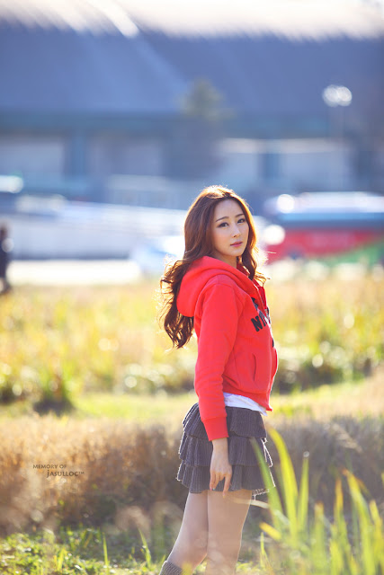 2 Winter with Eun Bin-Very cute asian girl - girlcute4u.blogspot.com