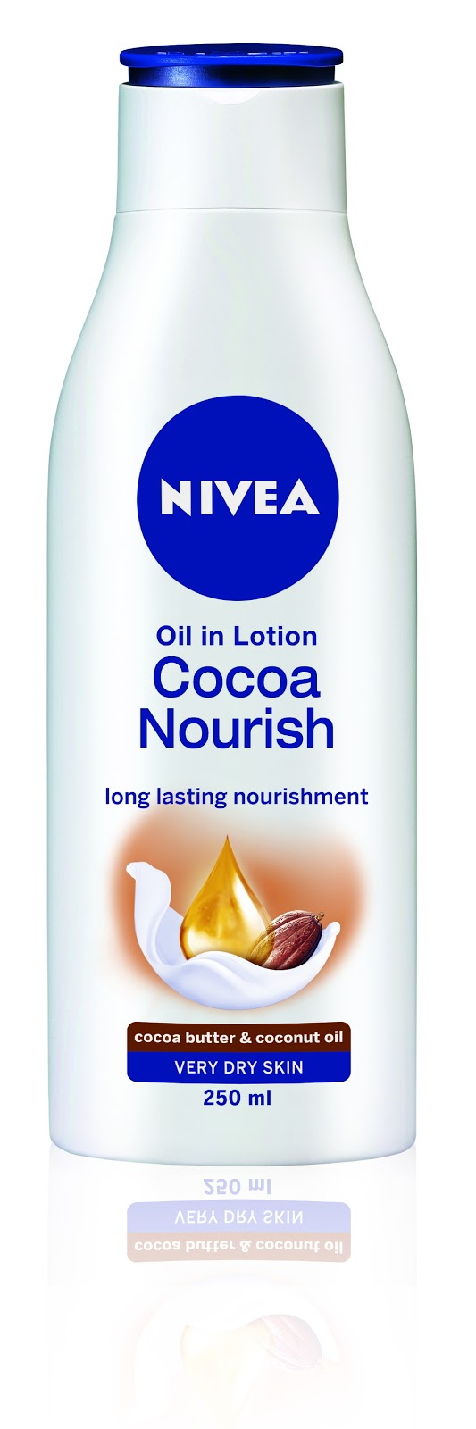 PR:Nivea Oil In Lotion Cocoa Nourish