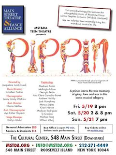 MST&DA Teen Theatre Presents Pippin