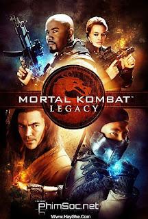Chiến Binh Rồng ĐenMortal Kombat: Legacy
