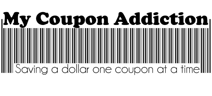 My Coupon Addiction