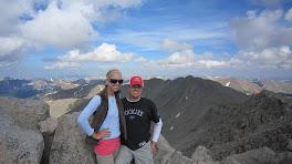 Mt. Shavano - 14,231 feet