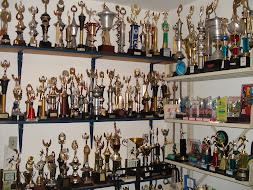 Galeria de troféus