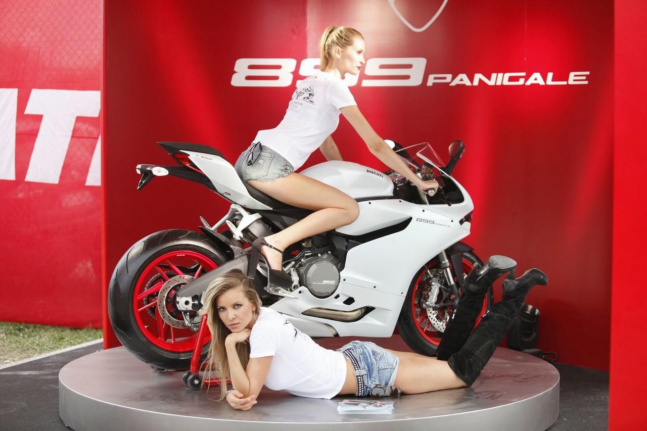 Ducati Panigale 899 Indonesia 2014
