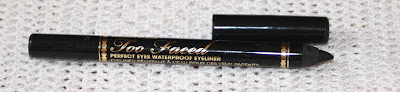 Too Faced Perfect Eyes Waterproof Eyeliner in Perfect Black