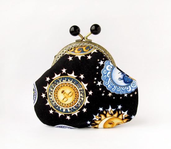 кошелек, black purse
