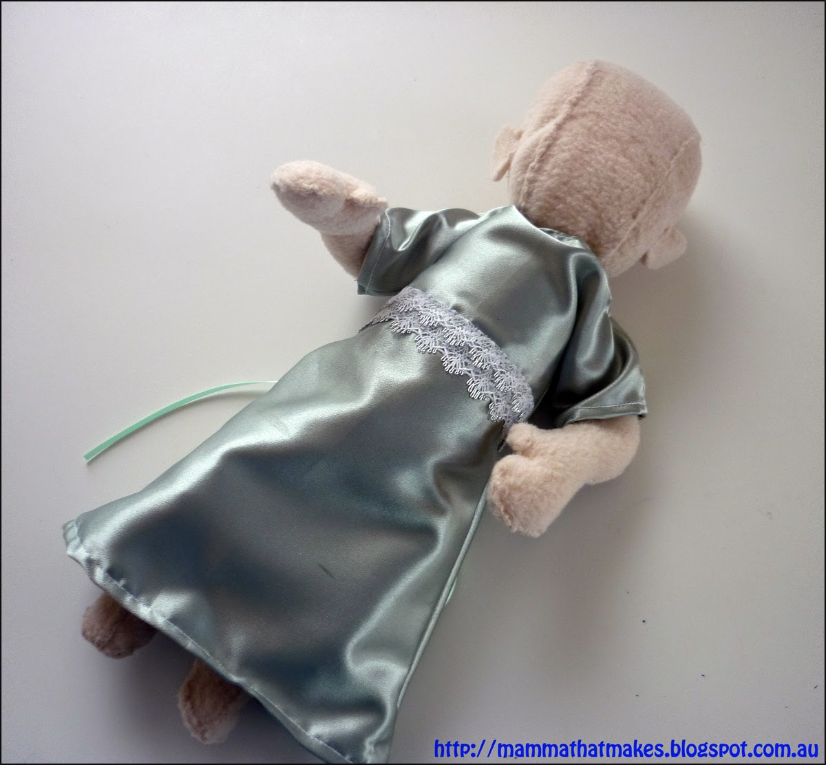 image relating to Printable Angel Gown Patterns titled Mamma That Produces: Burial Costume Cost-free Sewing Routine for