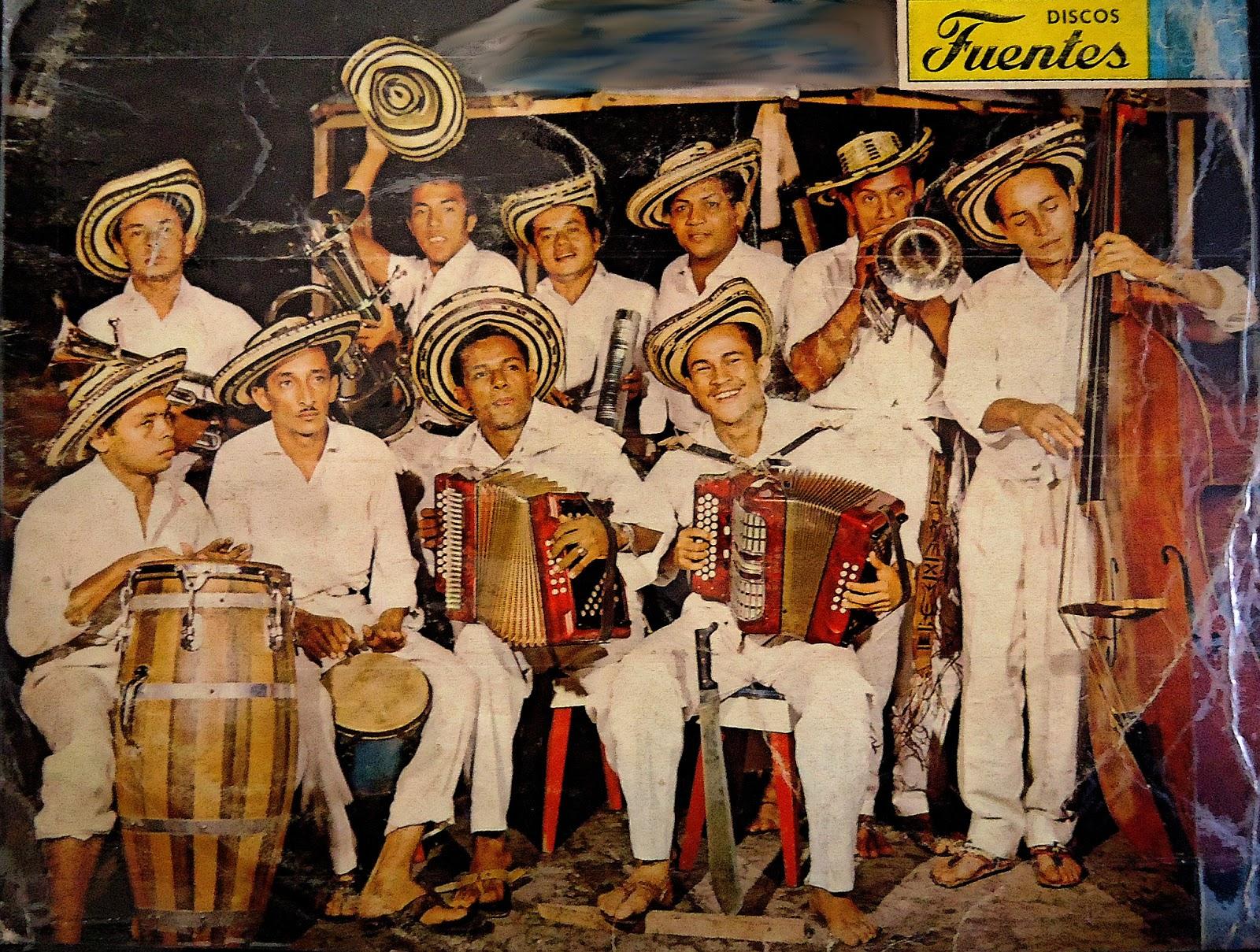 Los Corraleros de Majagual Y Va Jugando - La Zorra